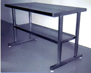Perforated Work Bench